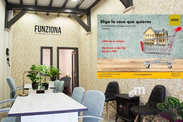 Alquiler de local comercial en Pontevedra