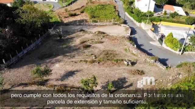 Venta de terreno en Pontevedra