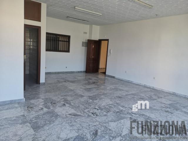 For rent of office in Pontevedra