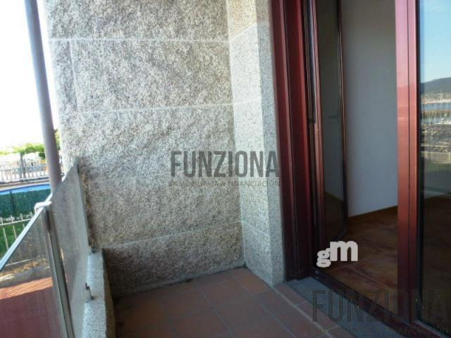 For sale of flat in Combarro