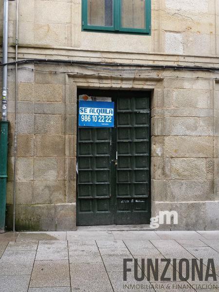 For rent of commercial in Pontevedra