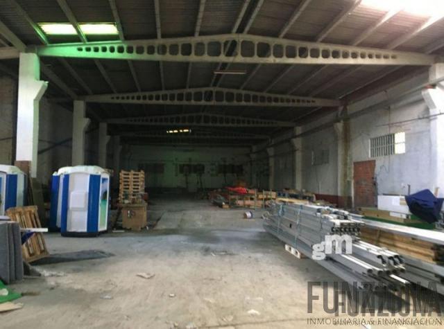 For rent of industrial plant/warehouse in Pontevedra