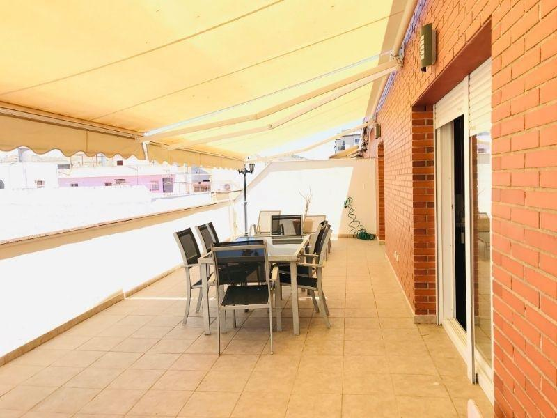 For sale of penthouse in Lorca