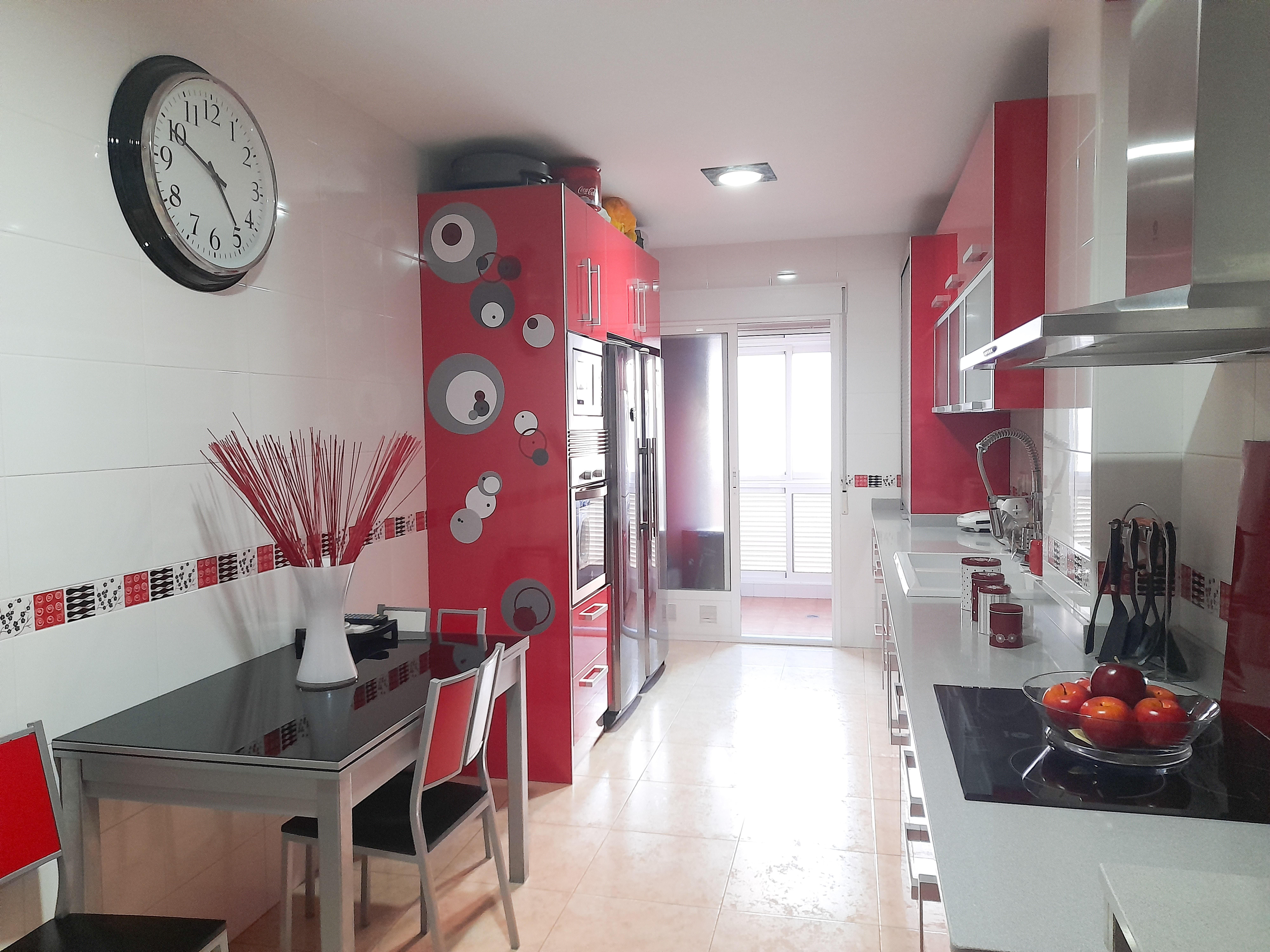 For sale of flat in La Hoya de Lorca