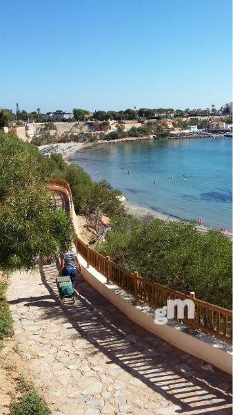 For sale of land in Orihuela Costa