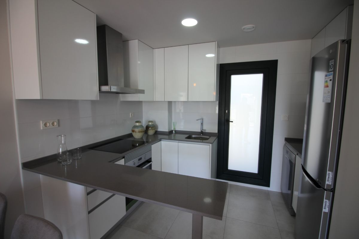 For sale of apartment in Pilar de la Horadada