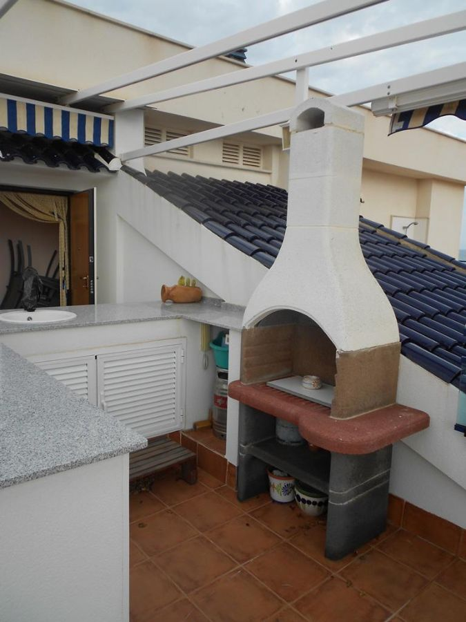 For sale of penthouse in Pilar de la Horadada
