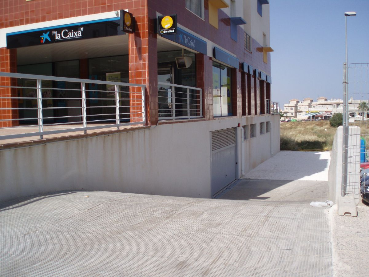For rent of storage room in Orihuela
