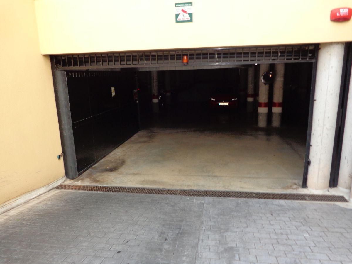 Venta de garaje en San Vicente del Raspeig