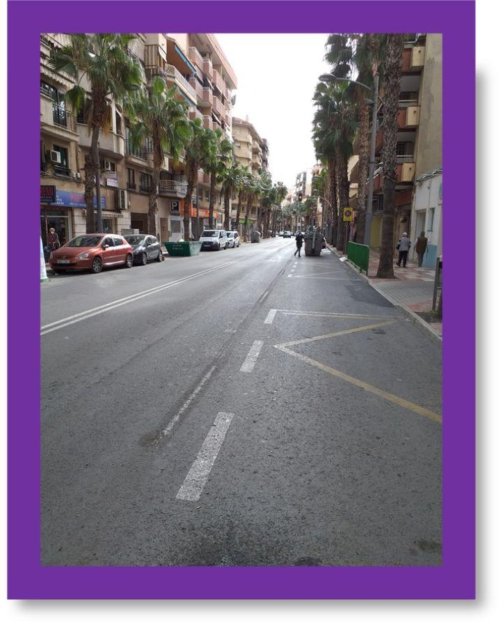 For rent of commercial in San Vicente del Raspeig