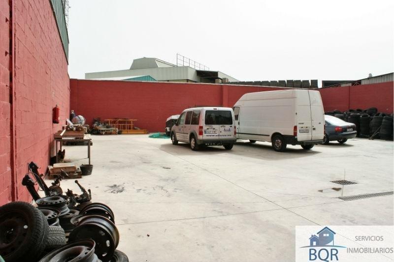 Venta de nave industrial en Jerez de la Frontera