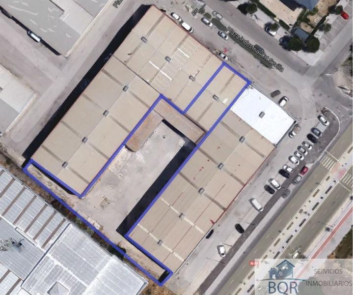 For sale of industrial plant/warehouse in Jerez de la Frontera