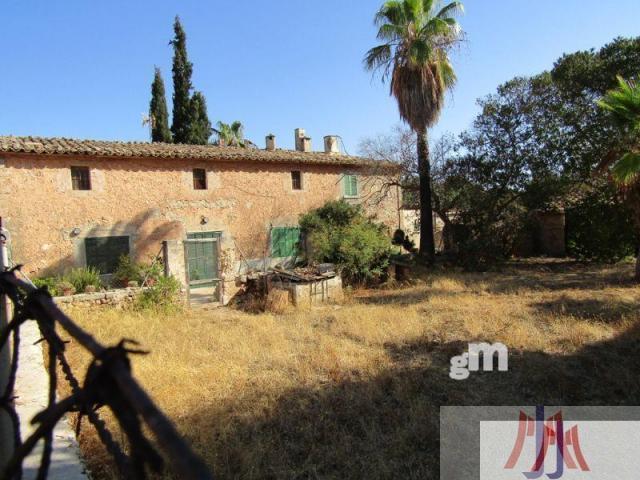 For sale of land in Palma de Mallorca
