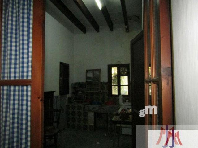 For sale of house in Felanitx