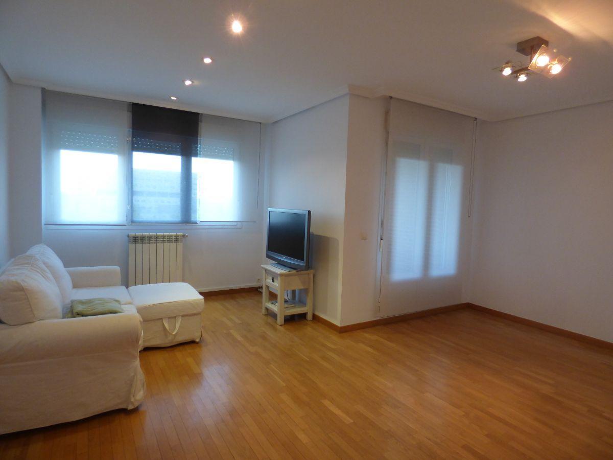 For rent of flat in San Sebastián de los Reyes