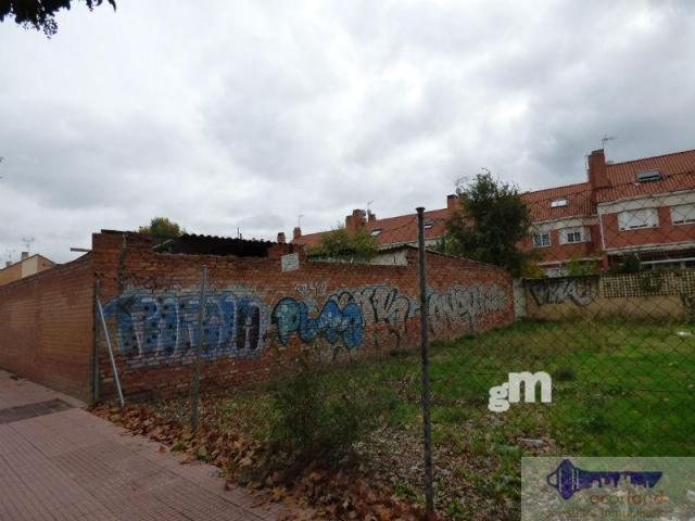 For sale of land in Alcalá de Henares