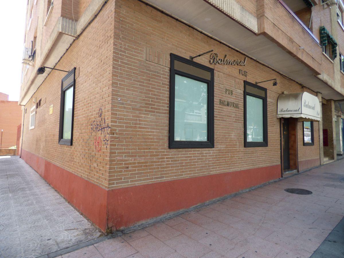 Alquiler de local comercial en Alcobendas