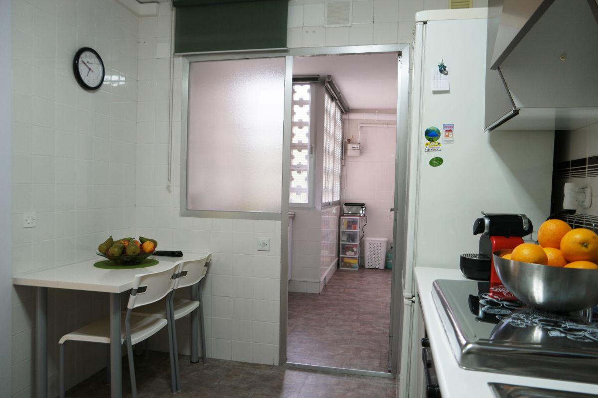 For sale of flat in Coslada