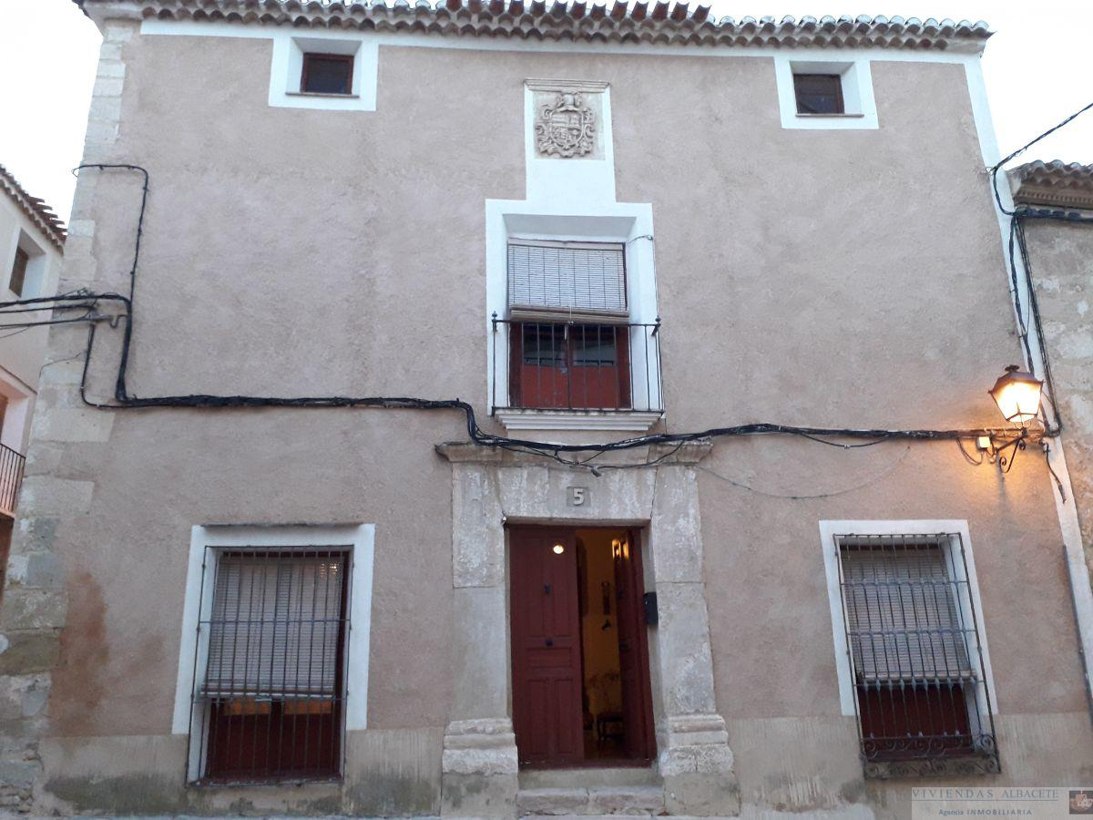 For sale of house in Albacete