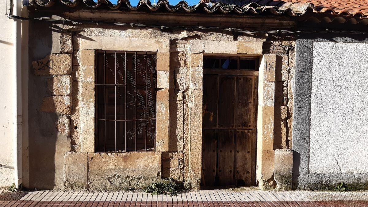Venta de terreno en Castellanos de Moriscos