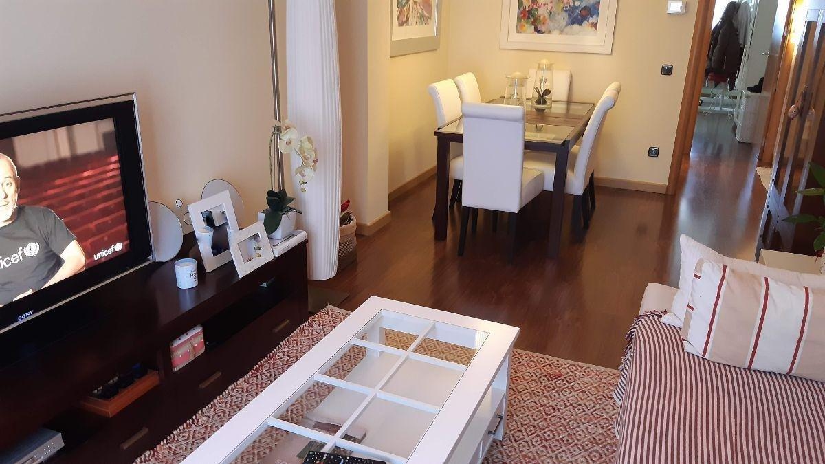For sale of flat in Castellanos de Moriscos