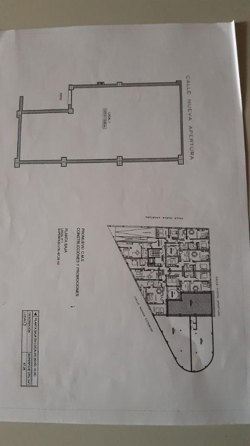 For rent of commercial in Castellanos de Moriscos