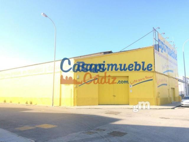 For sale of industrial plant/warehouse in Cádiz