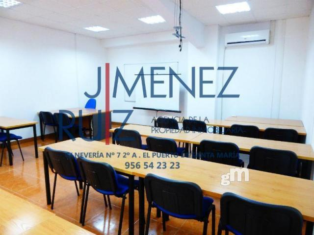 For rent of office in El Puerto de Santa María