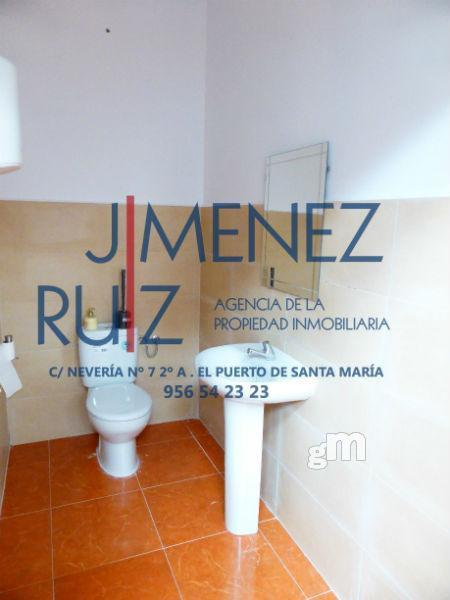 For rent of office in El Puerto de Santa María