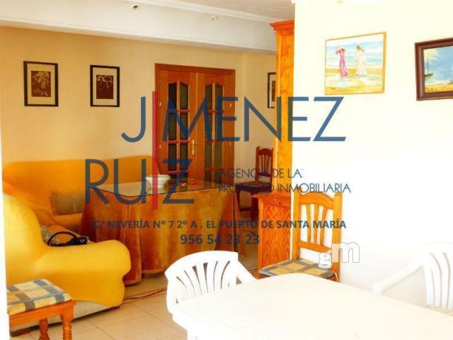 For rent of flat in El Puerto de Santa María