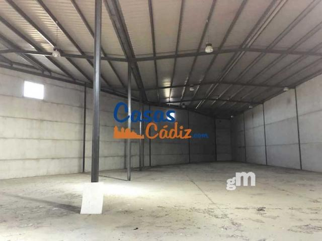 For sale of industrial plant/warehouse in El Puerto de Santa María
