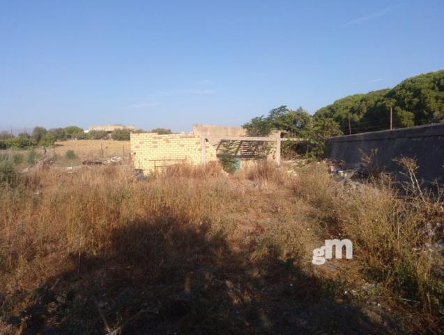 For sale of land in Puerto Real