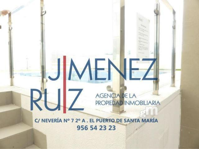 For sale of flat in El Puerto de Santa María