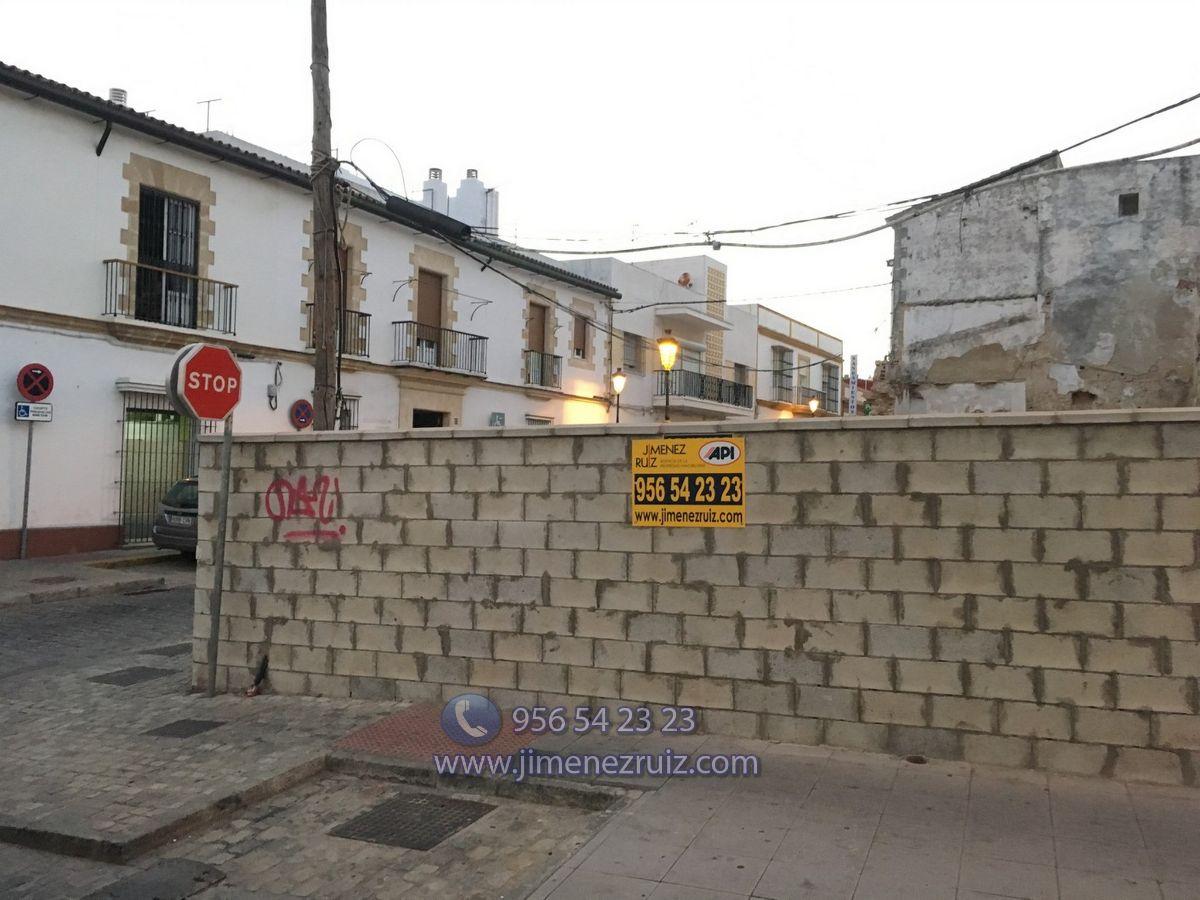 For sale of land in El Puerto de Santa María