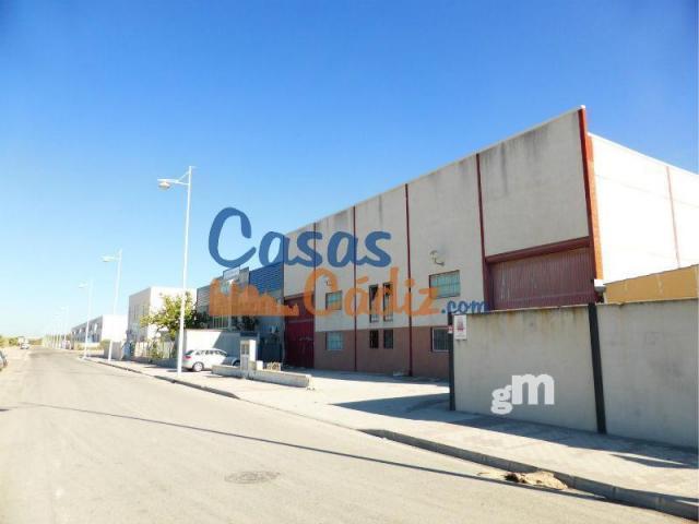Venta de nave industrial en El Puerto de Santa María