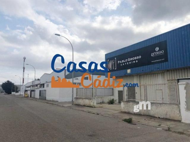 For sale of industrial plant/warehouse in Puerto Real