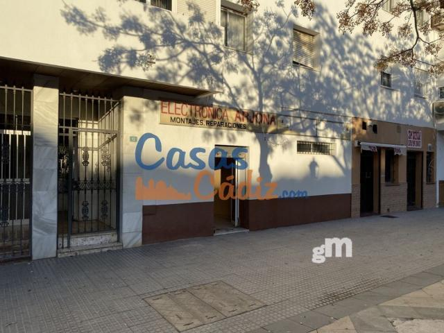 Venta de local comercial en El Puerto de Santa María