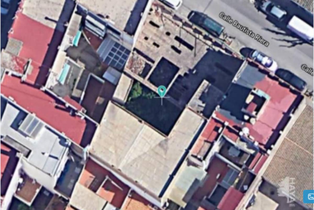 Venta de terreno en Burjassot