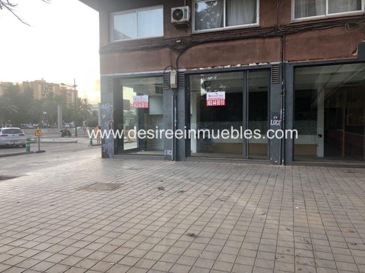Til leje fra forretning i Valencia