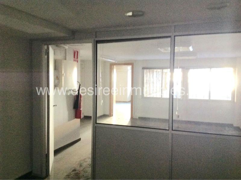 出租 的 办公室 在 Valencia