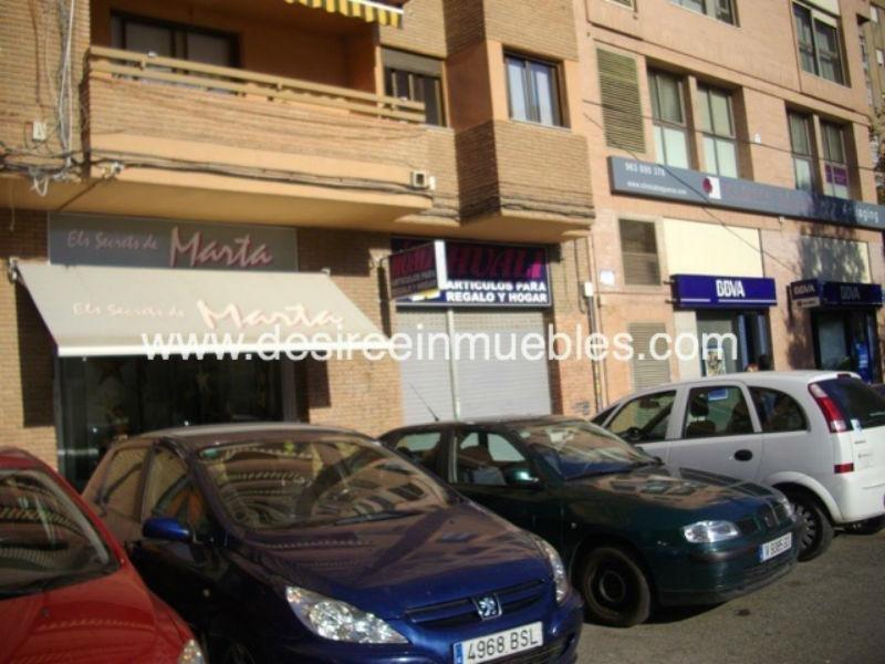 Leie av kommersiell lokal i Valencia