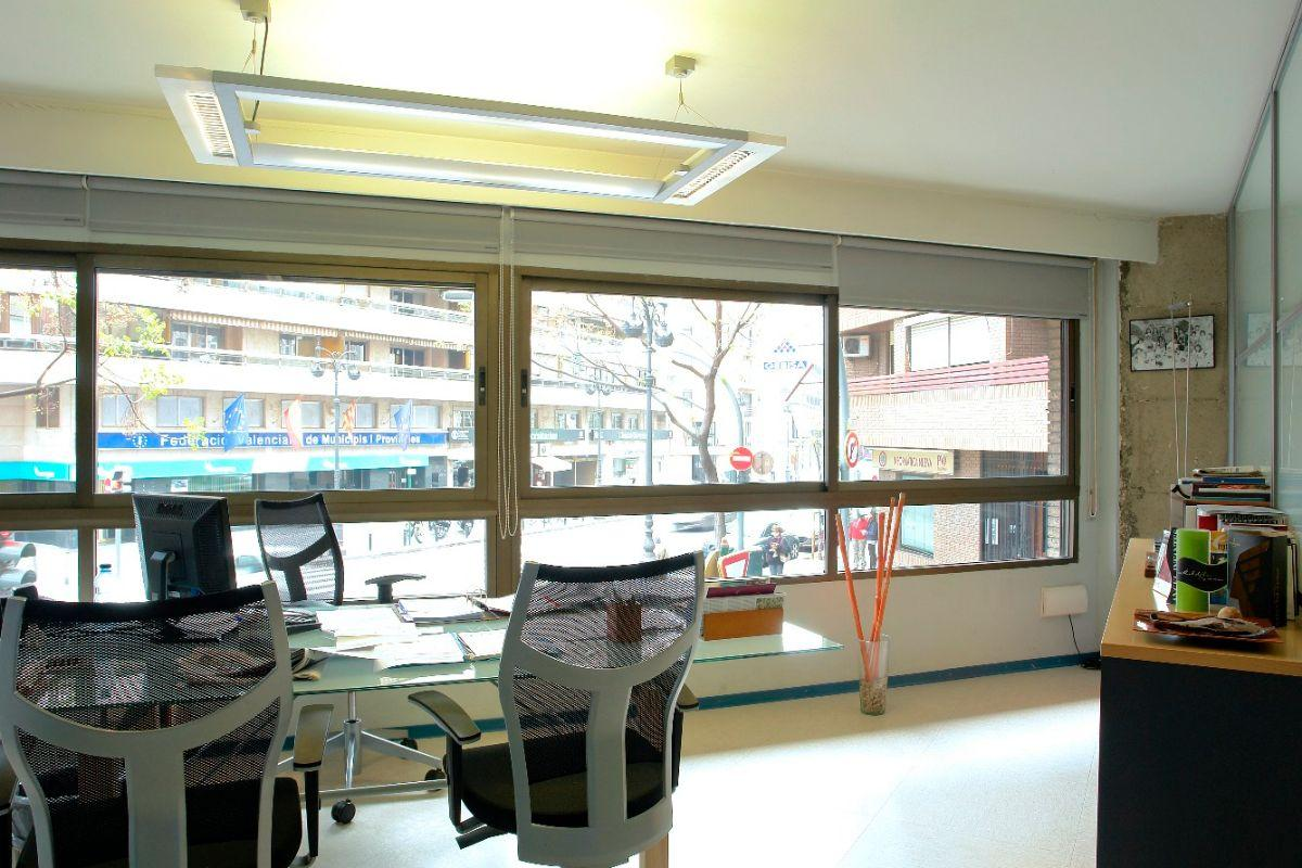 For rent of office in Valencia