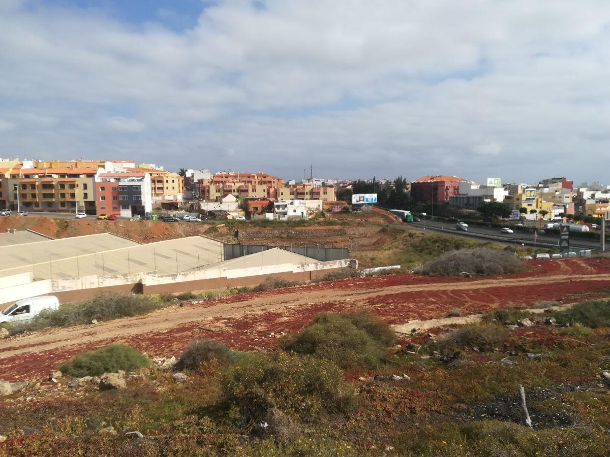 For sale of land in Telde