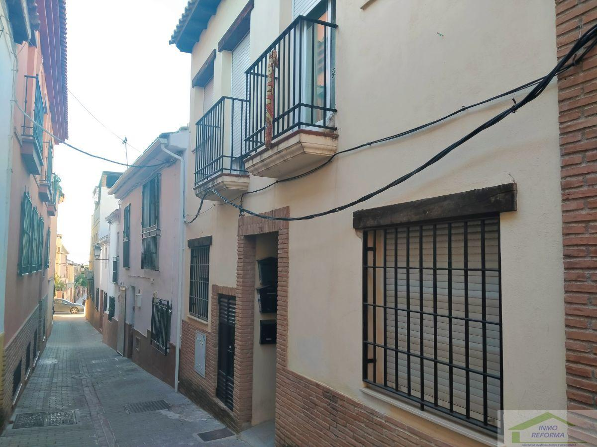 For sale of flat in La Zubia