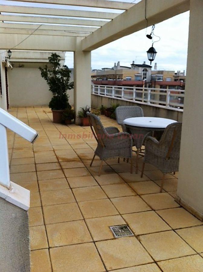 Alquiler de Ático en Málaga