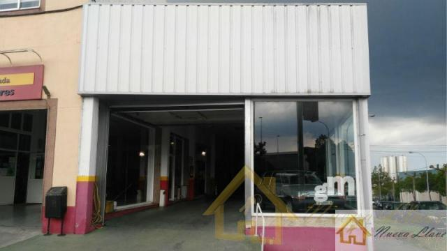 For sale of industrial plant/warehouse in Lugo