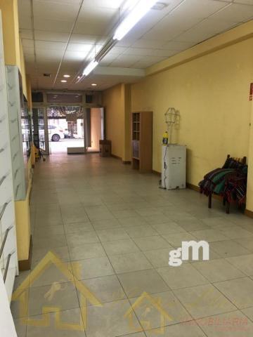 Alquiler de local comercial en Lugo