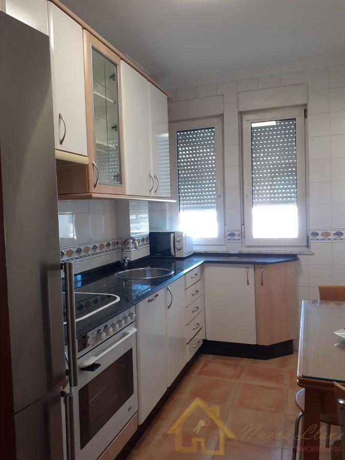 Apartamento en alquiler en CAMPOS NOVOS, Lugo