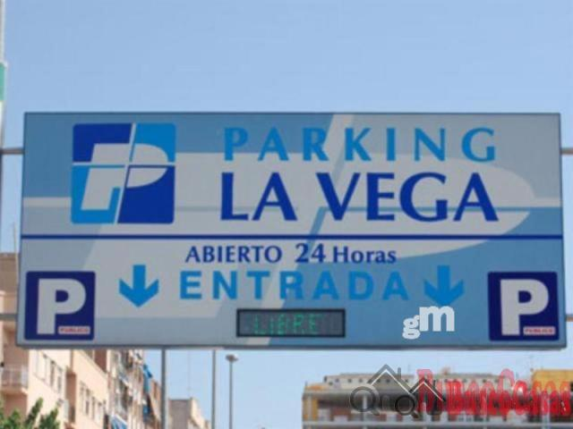 For sale of garage in Murcia