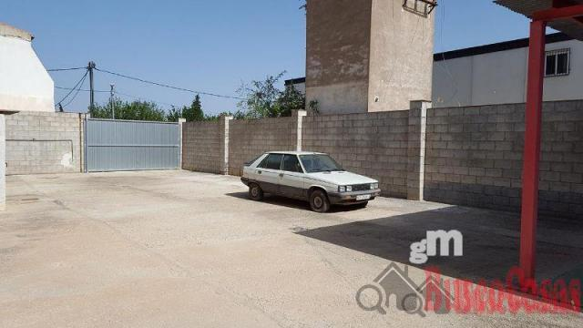 For sale of industrial plant/warehouse in Casillas